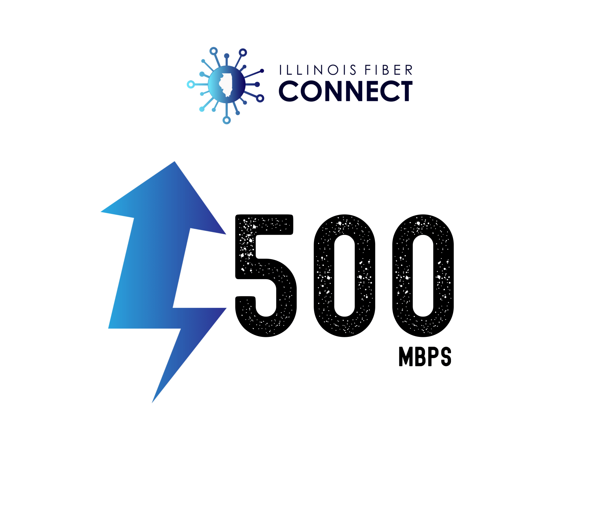 Illinois Fiber Connect Announces Automatic Upgrade to 500 Mbps